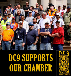 DC 9 Supports Our Chamber